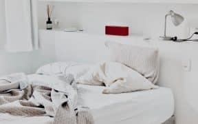 Exemple d'un lit connecté