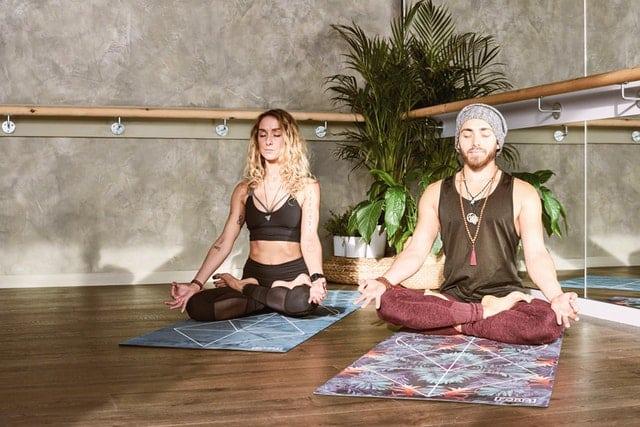 On peut aussi faire de la medatation à deux