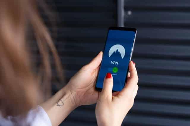 On peut aussi utiliser un VPN sur un smartphone