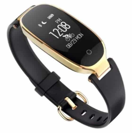 Voici le Bracelet de Fitness GPS Smartband S3