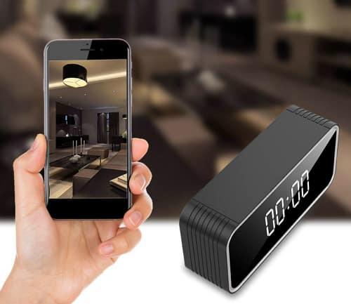 Caméra de surveillance Goldcister détecteur de vision nocturne