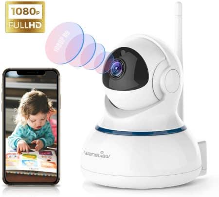 Caméra de surveillance Wansview image full hd