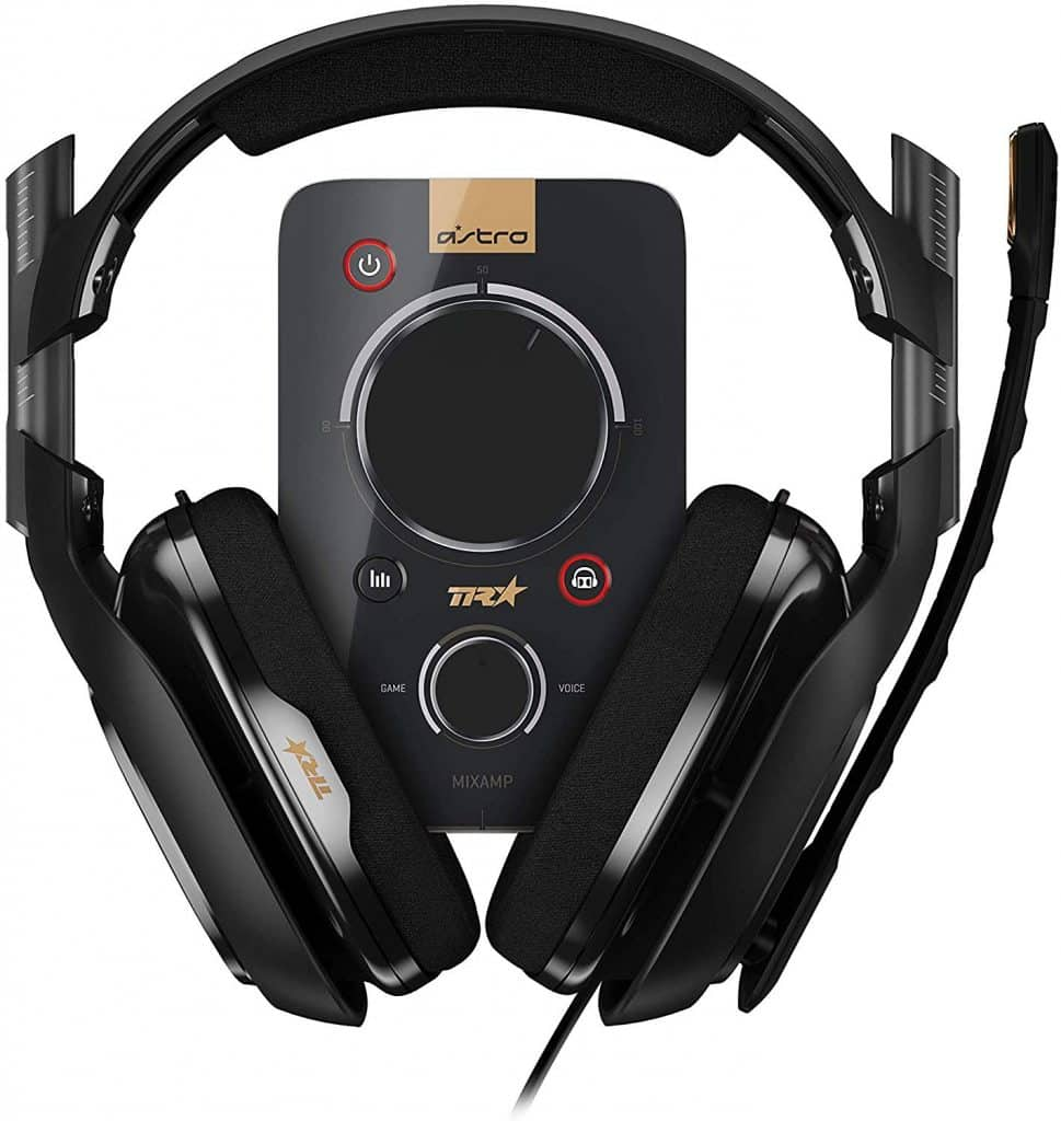 Casque Gaming Astro A40+ MixAmp Pro TR compatible playstation 4 pc mac