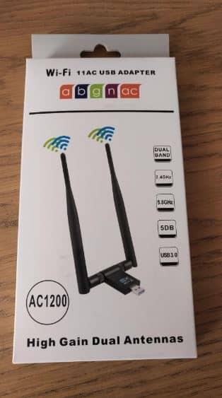 Clé Wifi AAWU-001 Moglor interface numérique usb 3.0