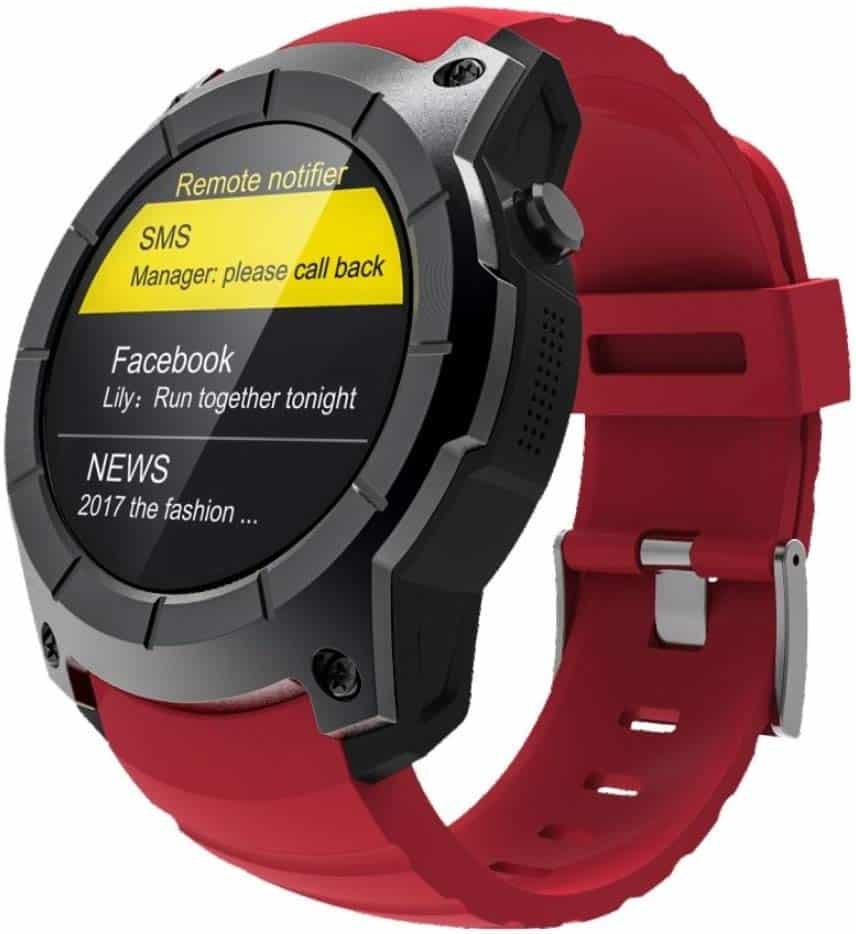 Voici la la GPS Générique S958 Smart Watch téléphone