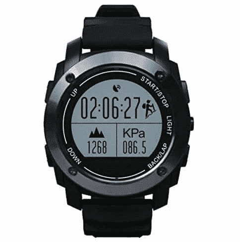 La smart watch GPS Running Attly Merly