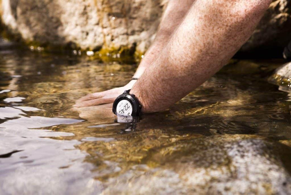 La montre étanche GPS Running Beisiwo