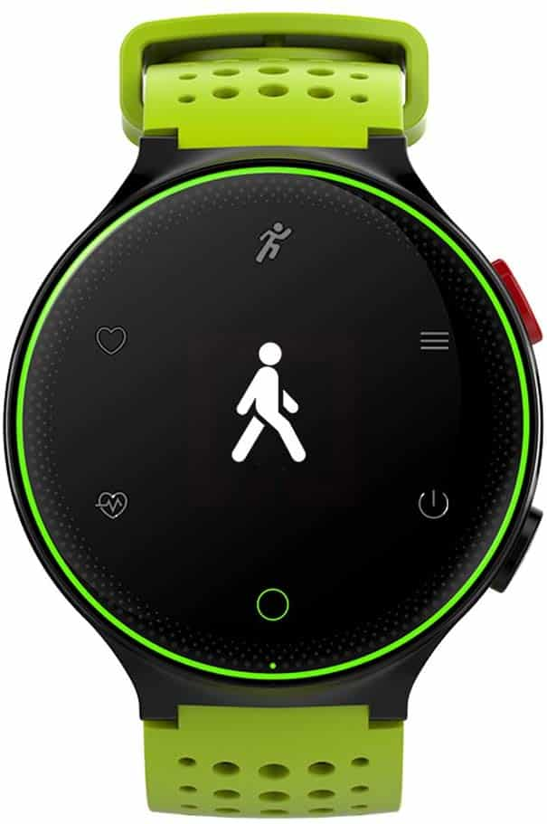 Voici la smartwatch GPS Running DECOOLER S1 PLUS