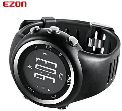 La montre sport GPS Running EZON Likeblue