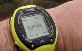La montre sportive GPS Running POSMA