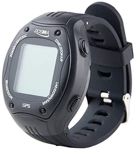 La montre étanche GPS Running POSMA W2