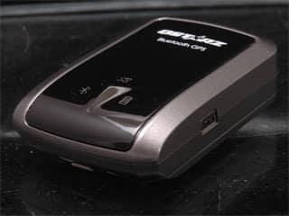 Un modèle de traceur GPS Running Qstarz