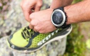 La montre sportive GPS Running Shimano