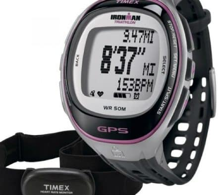 GPS Running TIMEX montre sport multifonctions