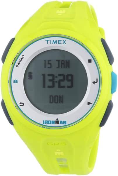 GPS Running Timex Ironman Run X20 montre de sport Mixte