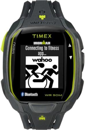 GPS Running Timex Ironman Sportuhren calcul fréquence cardiaque