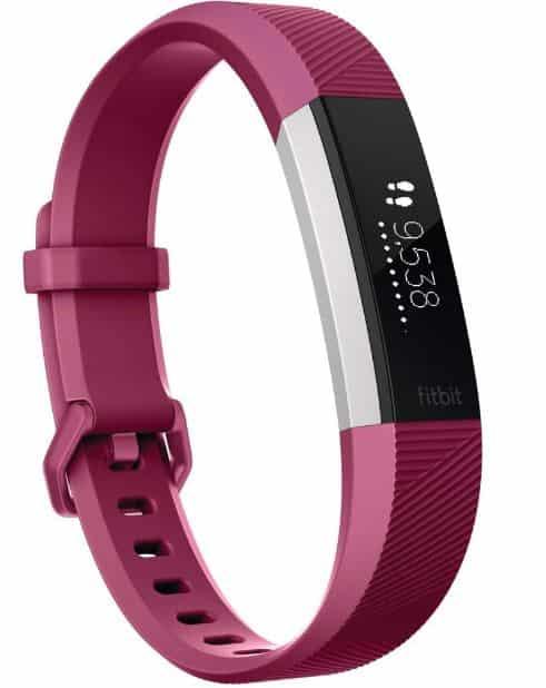 Le smart bracelet GPS Running Fitbit Alta HR
