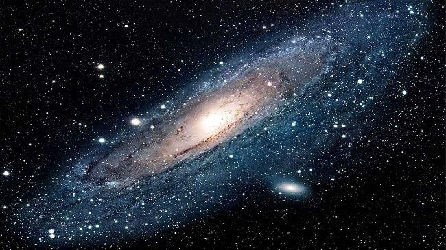 Galaxie ou Voie lactée