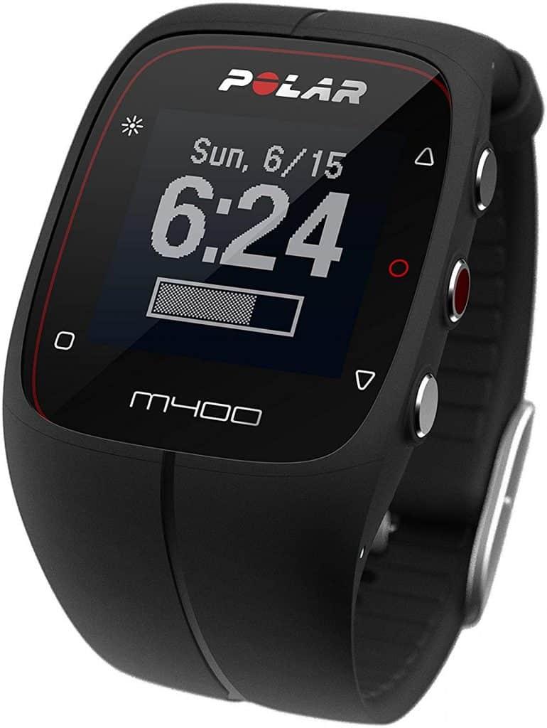 La Montre Sport GPS Running Polar M400 étanche