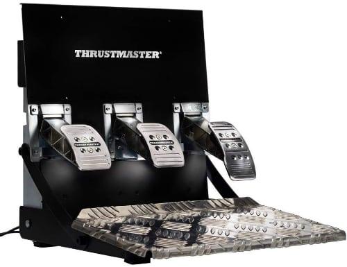 Pédalier Thrustmaster T3PA Pro flexible