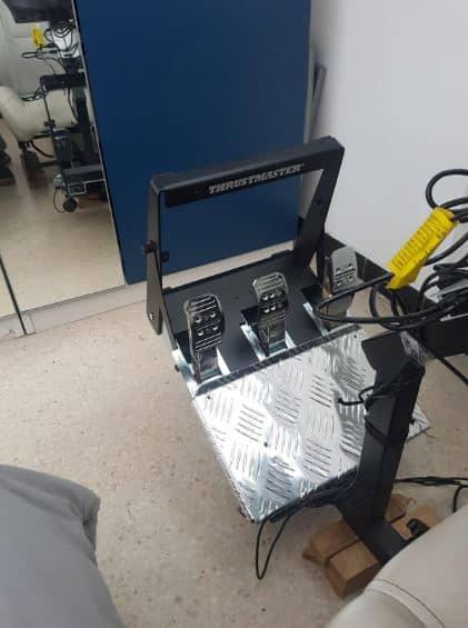 Pédalier haut de gamme Thrustmaster T3PA Pro