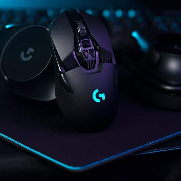 Souris Logitech G903 Gaming Sans Fil ergonomique