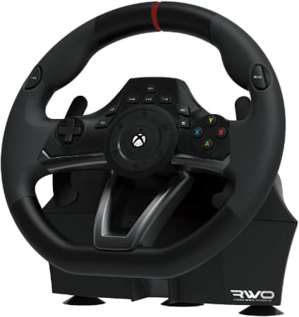 Volant Xbox One Racing Wheel Over Drive anti-dérapant