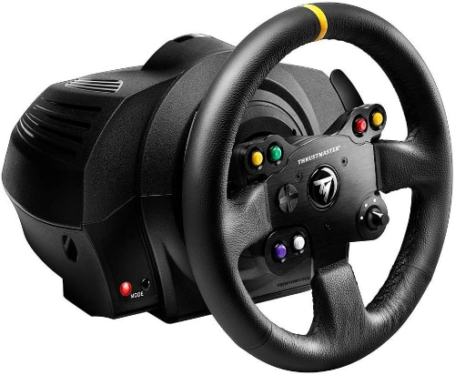 Volant Xbox One TX Racing Wheel Leather Edition confortable