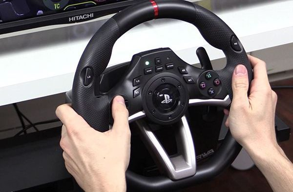 Volant de course Racing Wheel Over Drive pour XBox One