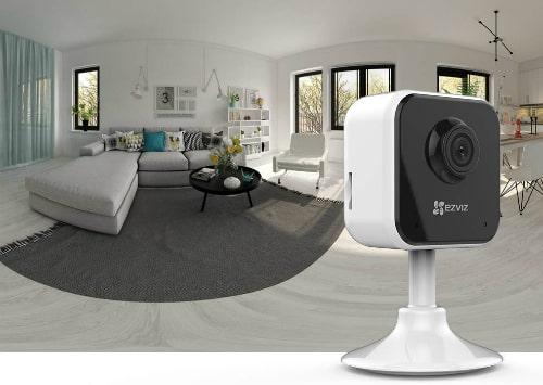 caméra de surveillance Ezviz C1mini 720 vision nocturne