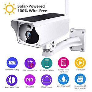 Trouvez la meilleure caméra de surveillance sans fil parmi notre sélection