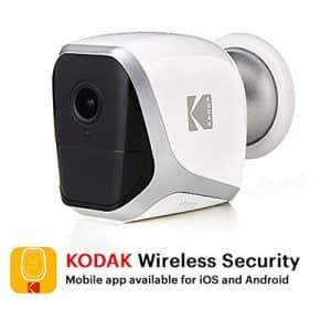 caméra de surveillance sans fil Kodak W101