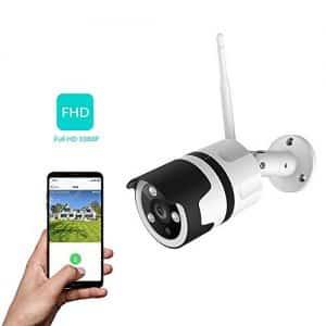 caméra de surveillance sans fil Netvue