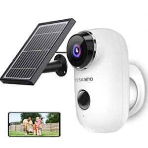caméra de surveillance sans fil Yeskamo