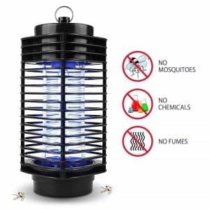 Meillure lampe anti moustiques