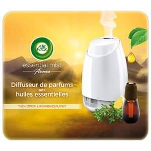 meilleur diffuseur d'huiles essentielles
