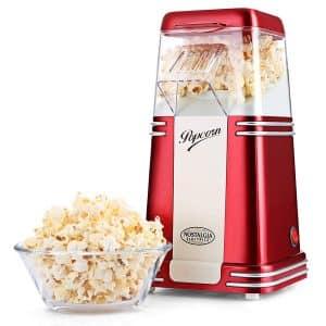 meilleure machine à popcorn