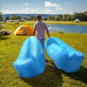 trouver le meilleur hamac gonflable parmi notre sélection