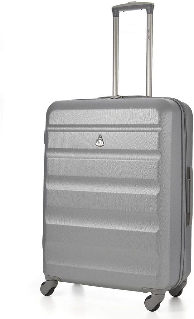Aerolite ABS Valise Rigide Légère à 4 roulettes