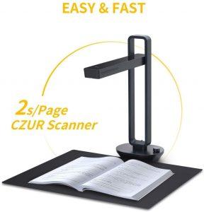 C'est le scanner compact idéal