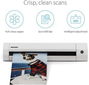 Un des meilleurs scanners compacts du moment