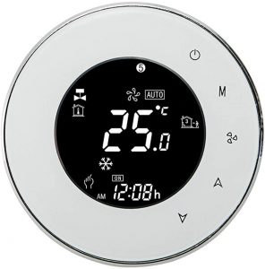 Il s'agit d'un thermostat performant
