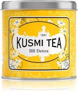 Un thé détox de très bonne qualité