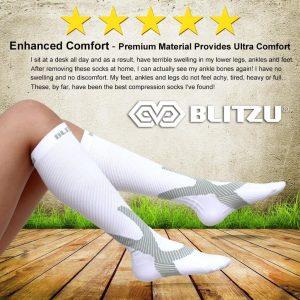 La paire de chaussettes de compression idéale