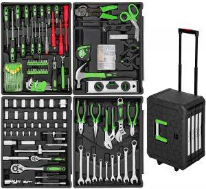 Une caisse à outils ultra complète