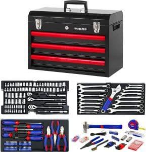 Une caisse à outils des plus complètes