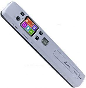 C'est l'un des plus performants scanner portables actuels