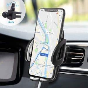 Un des meilleurs supports téléphones pour voiture