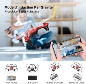 Un mini drone de très bon rapport qualité-prix