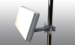 Une des meilleures antennes paraboles plates du marché